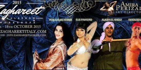 Zaghareet 2015